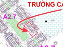 Chính chủ bán liền kề A2.7 Thanh Hà Cienco 5 – 90m² hướng Tây - Nam
