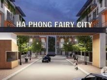 Nhà phố liền kề Dự án Hà Phong Fairy City
