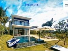 Chính chủ bán căn Beach Villa 3PN Melia Hồ Tràm full nội thất 5*. LH 0912357447