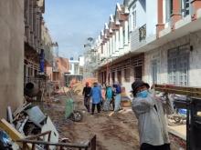 Nhà mới xây Mỹ Hạnh Nam 1 lầu 3x7 giá 470tr, 4x10 giá 770tr