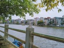 Bán nhà View hồ Bồ Đề, Ôtô tránh, Vỉa hè, Kinh doanh.