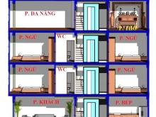 Bán Nhà Nguyễn Văn Cừ -Long Biên, Đầu Cầu Chương Dương 50m2, 6 Tầng, Otô Đỗ Cửa.