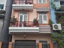Bán nhà phố Hồng Tiến, Ngõ ôtô, 80m²x4t, Mặt tiền 6m, Ở ngay.
