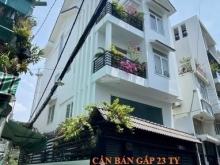 Bán gấp 3 nhà MT đường Đoàn Thị Điểm, quận Phú Nhuận, Ngang 8m, DT 100m