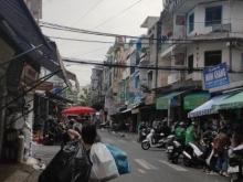 Cần bán gấp nhà hai mặt tiền đường Tân Châu, P. 8, Tân Bình. DT: 4*25m, giá 21 t