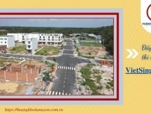Cần Bán Nhà Lô Góc Đối Diện Trung Tâm Thương Mại – Khu Nhà Ở VietSing Phú Chánh