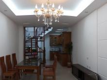 Nhà mới coong Lạc Long Quân 35m2, 5T, ngõ rộng, nhiều tiện ích, 3.8tỷ