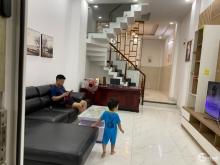 Bán nhà 1 trệt 3 lầu, full nội thất, Thạnh Xuân, Quận 12, sổ riêng, 4.9 tỷ