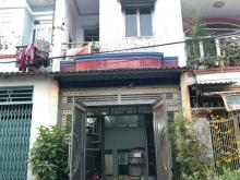 Bán Nhà Lê Văn Quới Bình Tân 58m2, 1 lầu, 3 P.Ngủ,2 WC.