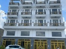 Bán nhà mới xây Bình Tân, 1 trệt 1 lửng 3 lầu, SHR thổ cư 100%. Giá 6,8ỷ
