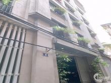 Tòa căn hộ dịch vụ, lô góc 2 thoáng doanh thu 70tr/tháng Tây Hồ