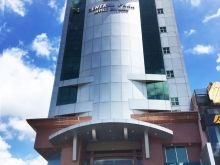 Cho thuê tòa nhà 2 MT 208 Nguyễn Trãi và Nam Quốc Cang, P Phạm Ngũ Lão, Q 1, 093
