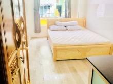 Cho thuê căn hộ 25m2 đường Tôn Thất Thuyết Quận 4 gần cầu Tân Thuận giá 4.6 triệ