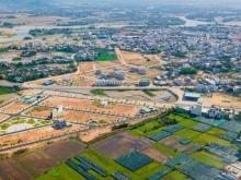 Đất khu phố chợ đêm Tân An - An Nhơn - Bình Định. Giá từ 17tr/m2 sổ đỏ từng lô