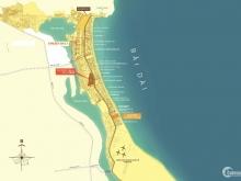 Cần bán suất ngoại giao nền khách sạn dự án Golden Bay 602 Bãi Dài