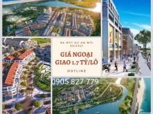 Đầu tư đất nền phía Nam Đà Nẵng, quy hoạch chuẩn 1/500, chỉ với 353 triệu.