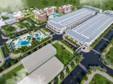 Dự án Tháp Chàm Xanh. Dự án xanh đầu tiền tại Ninh Thuận
