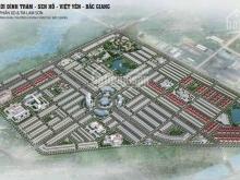 Bán các lô đẹp nhất dự án KDT Đình Trám Sen Hồ Việt yên Bắc giang