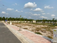 Đất Trừ Văn Thố, 100m2 thổ cư 100%, hỗ trợ ngân hàng 70%, đường nhựa, điện âm