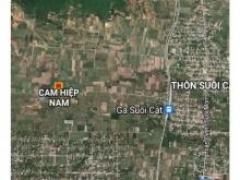 Bán đất 9486 m2, Suối Cát, Cam Hiệp Nam,Cam Lâm, Khánh Hòa.