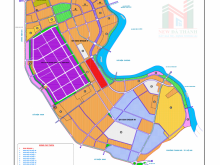 Lô đất ngay mặt tiền chợn lớn Thị xã Điện Bàn đường nhựa 27m