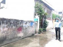 Bán 58,4 m2 đất tại Cổ Bi, Gia Lâm, Hà Nội, đường rộng, thoáng, oto vào