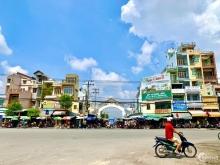 Đất mặt tiền đường nhựa,full thổ cư ấp Xóm Mới, Gò Dầu, Tây Ninh,Sổ riêng.