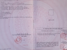 Dân gửi bán đất KCN Becamex Sơn Mỹ 48*54m, 200 thổ cư