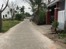 Lô đất sát ĐT605 Điện tiến, gần dự án cầu Quảng Đà, giá chưa qua đầu tư đã có sổ