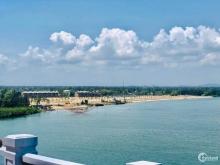 Bán gấp lô góc 2 mặt tiền, view sông, khu đô thị Nam Hội An City