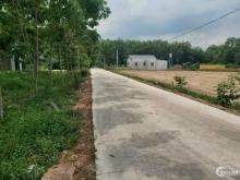 Bán đất mặt tiền đường lộ giới 18m, có sẵn 100m2 thổ cư.
