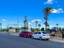 Đất có sổ đỏ, mặt tiền đường DT624, giá chỉ 850tr cách chợ CHùa  300m