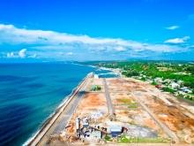 Bán đất nền mặt biển Hamubay Phan Thiết - sang nhượng - giá đợt đầu.