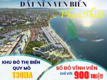 Cơ hội sở hữu đất vàng mặt biển ngay Trung tâm TP Phan Thiết - Giá gốc CĐT