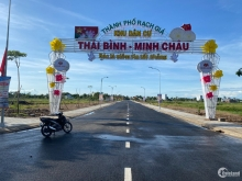 Chính Chủ Cần Ra Nền Góc Đường Số 2 Kdc Dương Minh Châu Trung Tâm Vĩnh Quang
