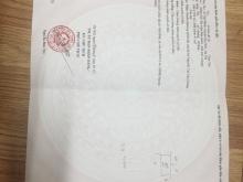 chính chủ gửi bán đất 2 mặt tiền 341m2 tại đan tảo tân minh ss,mặt tiền 13m.