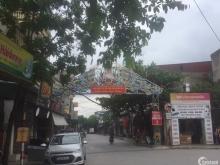 Bán đất lô góc 2 mặt tiền mặt phố Đồng Niên, TP HD, 54.1m2, mt 5m, hướng tây, KD