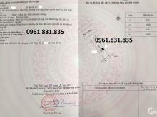 Chính chủ cần bán đất thổ cư mặt phố VIP SDCC tại Tp. Vĩnh Yên, Vĩnh Phúc
