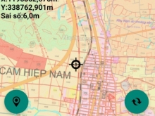Bán Đất 2715 m2, Ngàng 16,5m , Quảng Đức, Cam Hiệp Nam, Cam Lâm, Khánh Hòa.