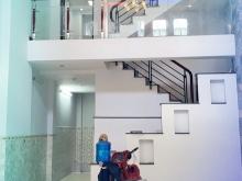 Nhà 4 tầng, 5PN, SHHC khu an ninh hẻm 287 Âu Dương Lân P2 Q8