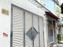 Nhà đẹp, 3 tầng, hẻm xe hơi thẳng, thông nhiều hướng đường Hưng Phú P10 Q8