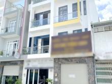 Nhà mới, 3 tầng, 4PN, 6WC, 76.5m2 MT đường nội bộ khu Bông Sao P5 Q8