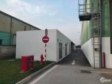 Cho thuê kho tiêu chuẩn ISO trong KCN tại Sài Đồng, Long Biên, HN.  DT 3000m2