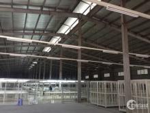 Cho thuê kho xưởng DT 5000m2 KCN Thạch Thất Quốc Oai, Hà Nội