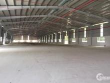Cho thuê kho xưởng DT 1500m2, 1800m2, 5000m2 tại KCN Tân Quang, Văn Lâm, Hưng Yê