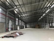 Cho thuê xưởng đẹp khu công nghiệp Đình Trám, Bắc Giang 2.000m2, giá rẻ.