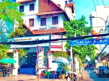 Cho thuê nhà góc 2 mặt tiền đường Nguyễn Thông Quận 3