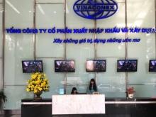 CĐT cho thuê văn phòng hạng A tại tòa Vinaconex 34 Láng Hạ DT linh hoạt