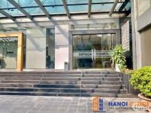 Cho thuê văn phòng Detech 8 Tôn Thất Thuyết, DT 80-120-150m2, giá 200k.