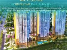 Chiết khấu lên 34% căn hộ cao cấp Biên Hoà 2PN/ 74m2 chỉ còn 1,65 tỷ, MT QL1A
